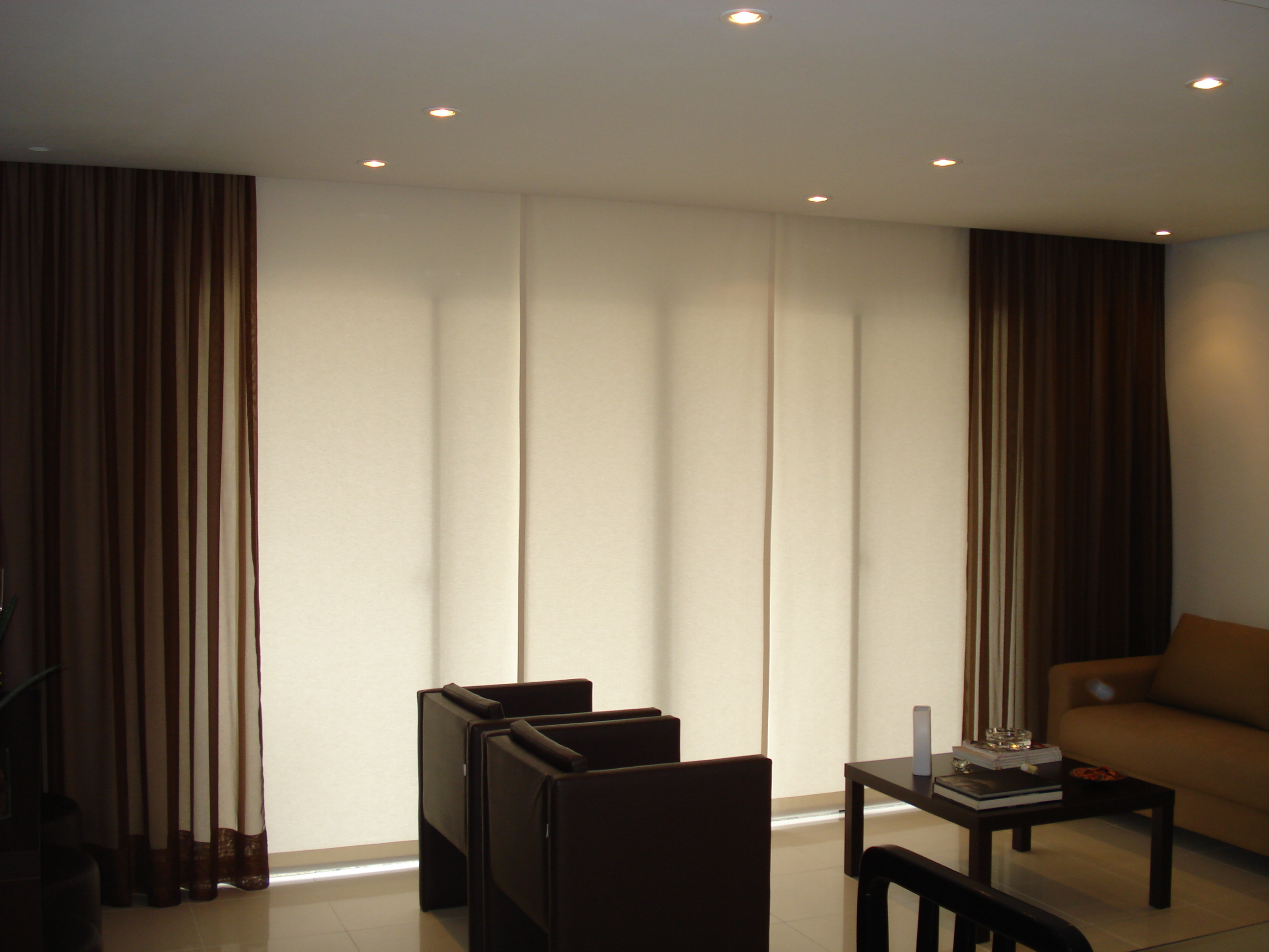 Vittoria decor painel - Cortinas tipo persiana ...